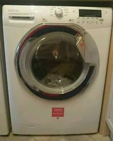 Hoover silent pulse washing machine