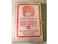 Original Electro-Harmonix Russian Big Muff Pi Distortion Pedal - Great Condition