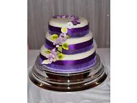 Wedding Cake Stands For Hire