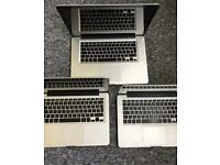 WHOLESALE X3 PIECES MAC BOOK PRO i5,i7 for sale  North London, London