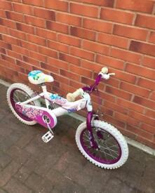 "Girls bike 16"" wheels size BARGAIN"