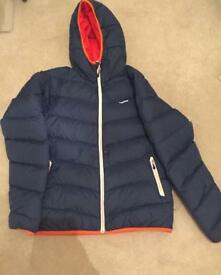 Wed'Ze Navy Warm Ski Jacket - Medium