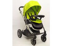 Babystyle Oyster Stroller - Lime