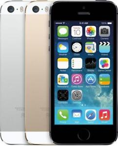 Apple IPhone 5S, 16 GB Factory Unlocked With Warranty. OpenBox Macleod Sale! (FINANCING AVAILABLE 0% Interest)
