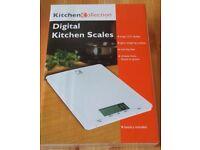 Brand New - Kitchen Collection - Digital Kitchen Scales