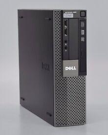 WINDOWS 7 DELL OPTIPLEX 960 USSF COMPUTER QUAD CORE - PC - 4GB RAM - 250GB HDD