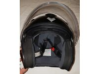Frank Thomas open face helmet
