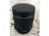 Canon EOS 60D + Lens + Batteries