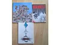 3 book for sale