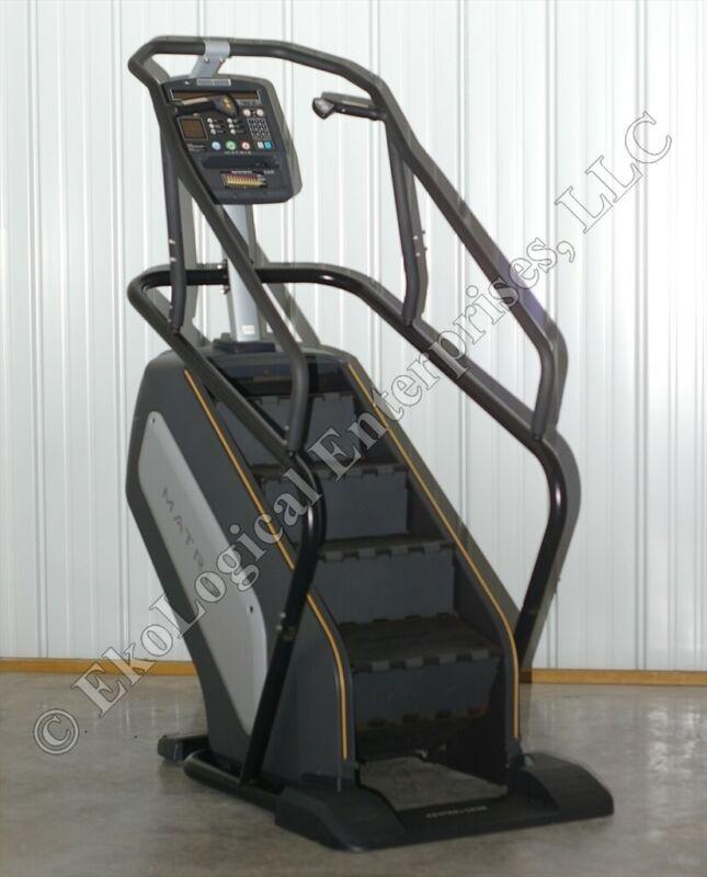 Matrix ClimbMill C-5X/7X Stair Step Cardio Exercise Machine Climber Stepper