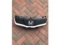 OPEN TO OFFERS!!! Genuine Honda Civic Front Sports Grille (Manual)-2006-2011