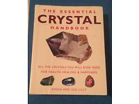The Essential Crystal Handbook