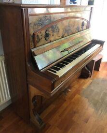 NEWLY TUNED UPRIGHT PIANO