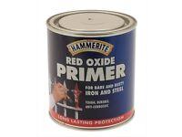 Hammerite Red Oxide 500ml