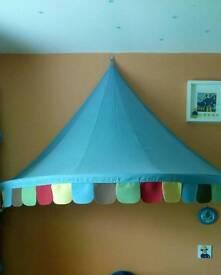 Children's bedroom canopy