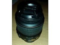 Nikon 18-55 VR lens