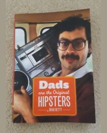 Dad's are the original hipsters book