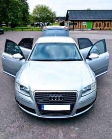 Audi A8 4.2 TDi V8 Quattro Twin Turbo