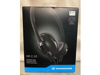 Sennheiser HD 2.10 Wired Over-Ear Headphones Brand New