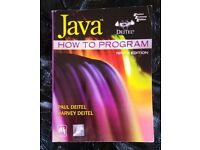 Java How to Program Deitel & Deitel ninth edition