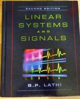 Linear Systems And Signals B.P Lathi 2E