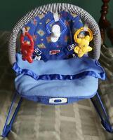 babies vibrating chair
