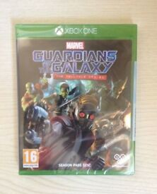 [New/Sealed] Marvel's Guardians of the Galaxy Xbox One