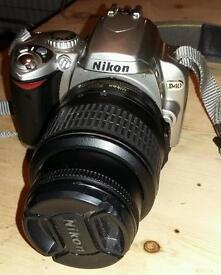 Nikon DSLR D40 Digital Camera