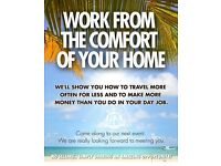 Work at Home Travel Consultant