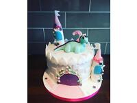 Handmade Cakes, Cupcakes, Biscuits, Cake Pops and Macaroons