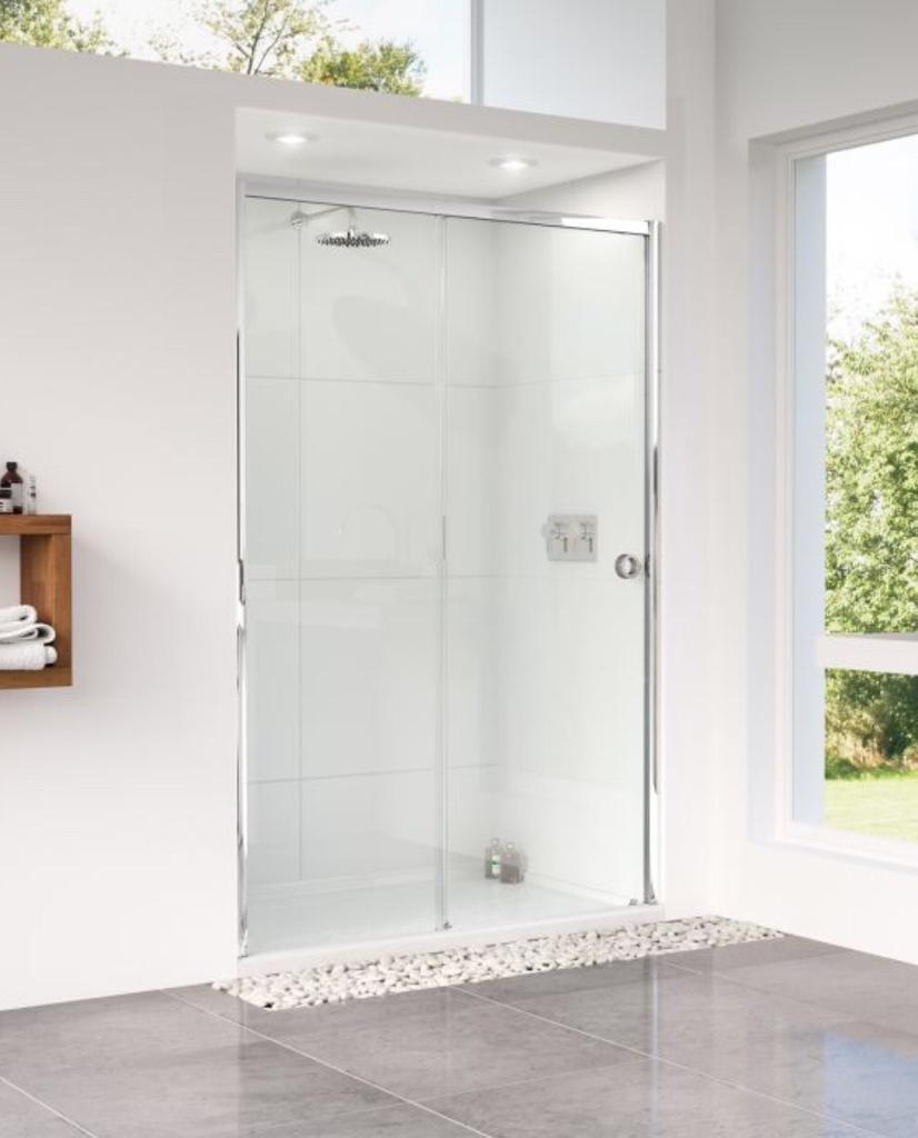 Matki Sliding Shower Door