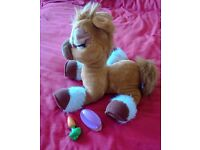 Toffee the Pony. Interactive emotion pet. Excellent condition & working order.