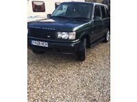 RANGE ROVER 2.5 DIESEL AUTOMATIC FULLY LOADED 4X4 MOT JAN 19 FULL LEATHER ALLOYS AIR CON ETC