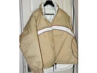 James Harvest Sportswear, very warm, and removable sleeves (zip) (XL)