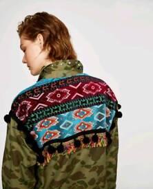 New Zara Jacket Xs