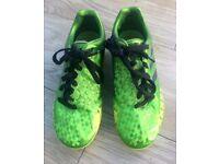 Adidas Prefator football boots size UK 4