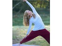 Weekly Hatha Yoga Class in St Johns Wood