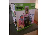 Nutri Ninja Slim Blender and Smoothie Maker 700W, Brand New, Unopened and Boxed