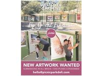 Bournemouth Gardens Art Exhibition: ART SUBMISSIONS WANTED