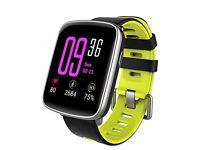 Smartwatch, Bluetooth Smart Watch Waterproof IP68 Fitness Tracker Watch