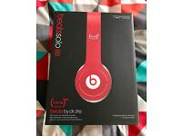 Beats HD by Dr Dre - Special Edition Red. Slightly Used.