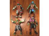 Ninja turtles figures