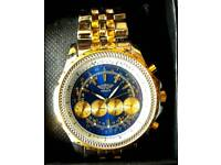 Men's watch chunky style