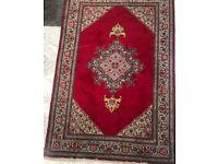 Large Persian Design Carpet RUG Hand Made Woven Orinetal
