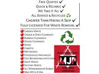 Waste/Rubbish disposal in Northumberland