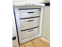 HOTPOINT RZA31 - White, 60cm UNDER-COUNTER FREEZER + 1 Month Guarantee + LOCAL DELIVERY