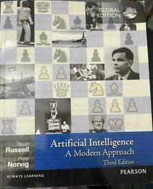 Artificial Intelligence - A Modern Approach 3rd Edition New