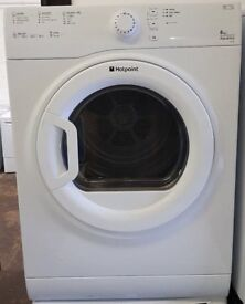 Hotpoint 8KG Tumble Dryer Vented - 6 Months Warranty - £120