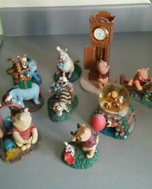 Winnie the pooh Ornament Collection