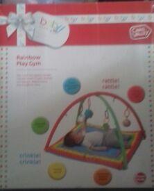 Rainbow Play Gym